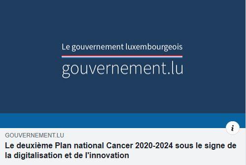 Plan National Cancer 2
